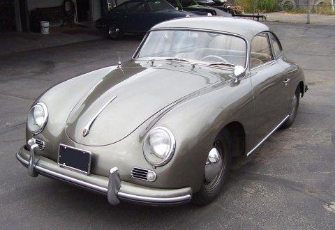 1956 Porsche 356 A Coupe